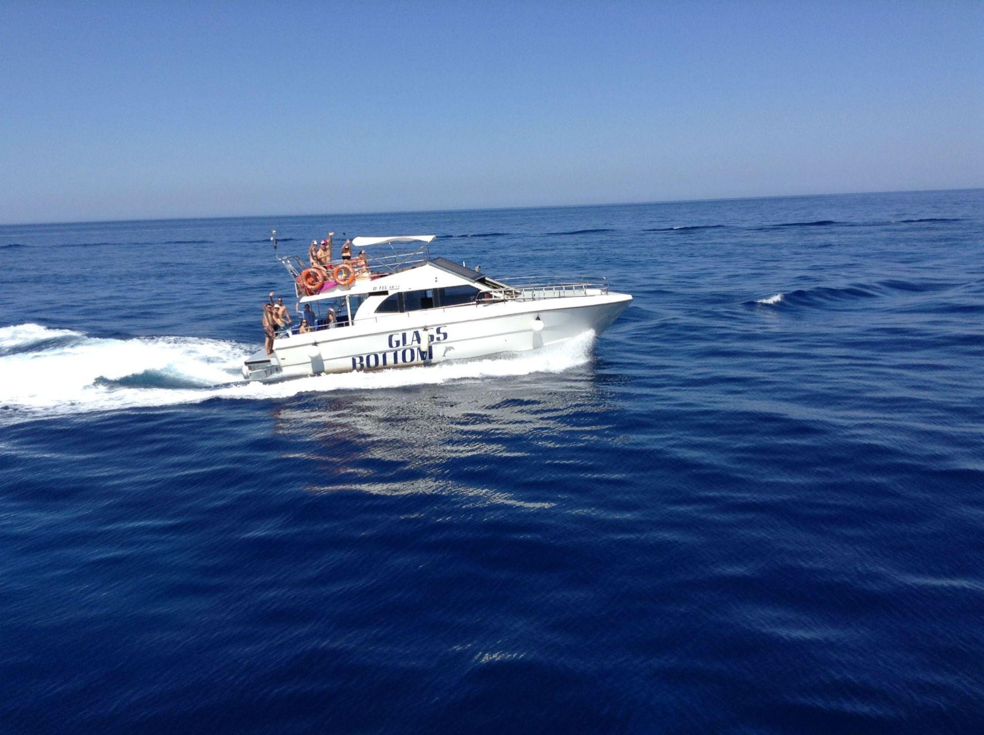Lefkada Cruises Lefkas Cruises Dolphin Seven Islands Cruises