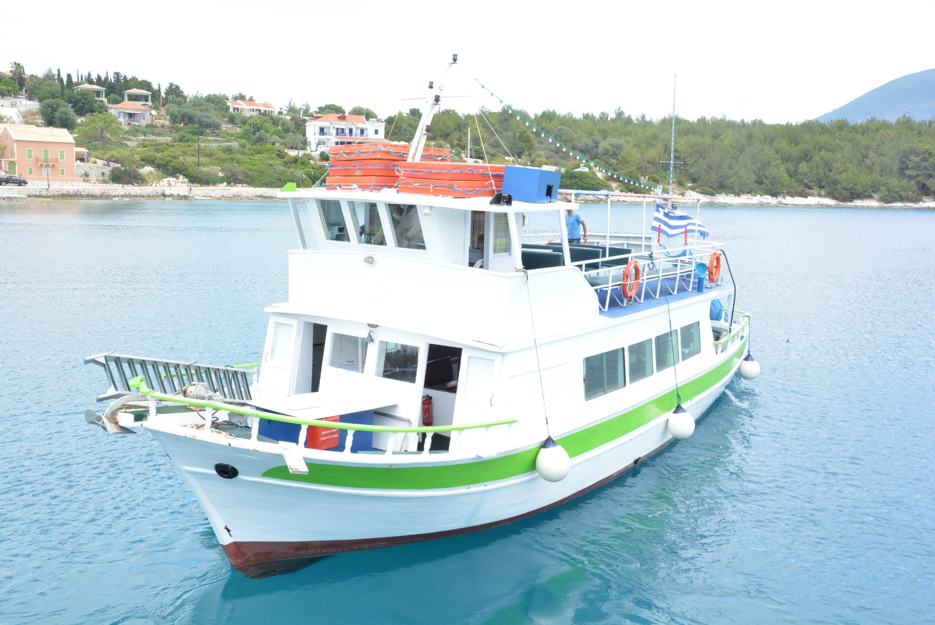 Lefkada Cruises Lefkas Cruises Ionian Princess Seven Islands Cruises
