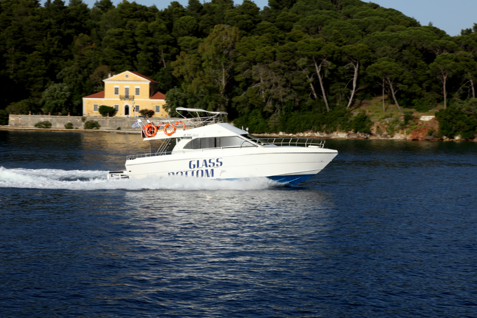 Glass Bottom Seven Islands Cruises Lefkas Cruises lefkascruises Κρουαζιέρες Λευκάδα
