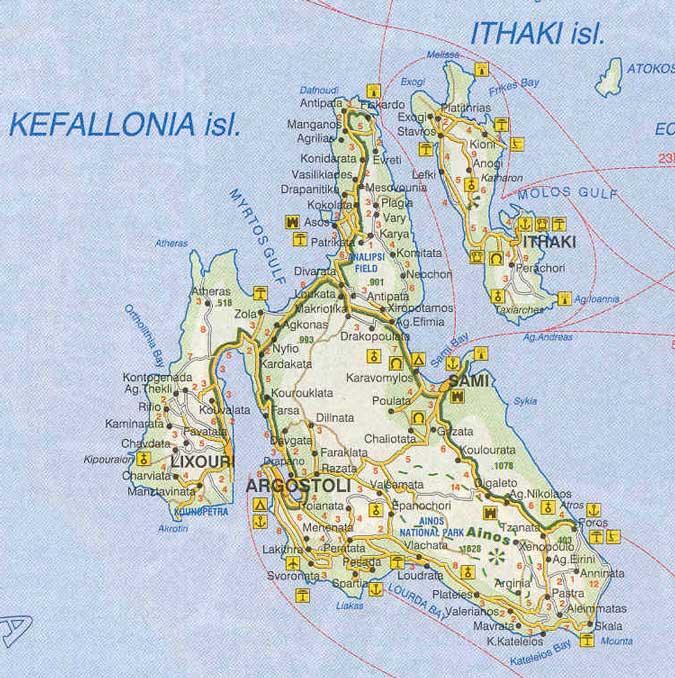 Lefkas Cruises Κρουαζιέρες Λευκάδα Makedonia Palace kefalonia